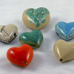 Petra Zobl Keramik - Herzen