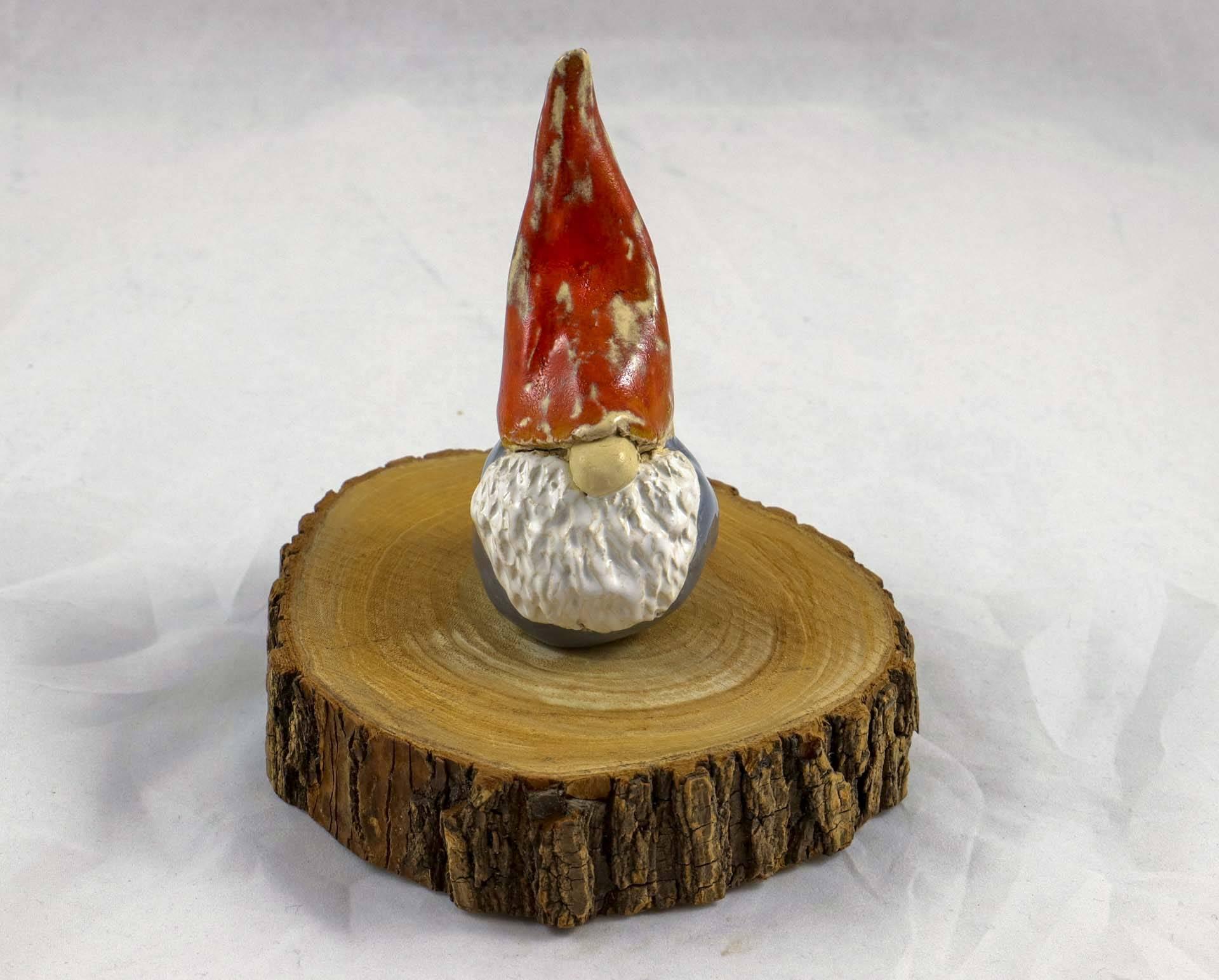 Petra Zobl Keramik Wichtel aus Ton (3)